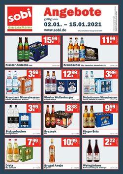 Sobi Getränkemarkt Katalog ( Abgelaufen )