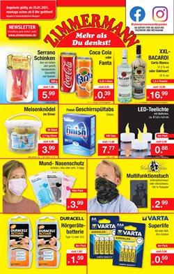 Zimmermann Katalog ( Abgelaufen )