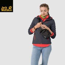 Angebote von Sportgeschäfte im Jack Wolfskin Prospekt ( 17 Tage übrig)