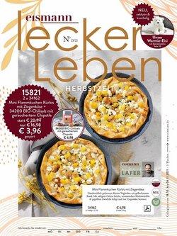 Angebote von Eismann im Eismann Prospekt ( Gestern veröffentlicht)