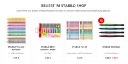 Angebote von Bücher und Schreibwaren im Stabilo Prospekt in Berlin