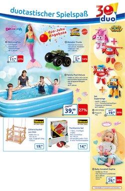 Angebote von Spielzeug und Baby im duo schreib & spiel Prospekt ( 30 Tage übrig)