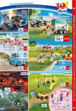 Angebote von Playmobil im duo schreib & spiel Prospekt ( Mehr als 30 Tage)