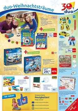 Angebote von Spielzeug und Baby im duo schreib & spiel Prospekt ( 3 Tage übrig)