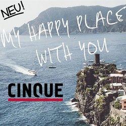 Angebote von CINQUE im CINQUE Prospekt ( 25 Tage übrig)