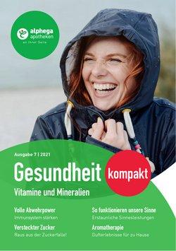 Angebote von Drogerien und Parfümerien im Alphega Apotheken Prospekt ( Neu)
