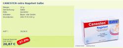 Angebote von Drogerien und Parfümerien im Easy Apotheke Prospekt in Berlin