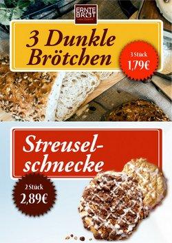 Angebote von Restaurants im Erntebrot Prospekt ( 7 Tage übrig)