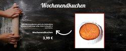Angebote von Restaurants im Erntebrot Prospekt ( Gestern veröffentlicht)