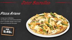 Angebote von Restaurants im Freddy Fresh Pizza Prospekt in Recklinghausen