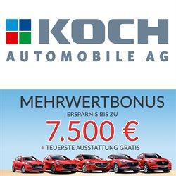 Koch Automobile Katalog ( 2 Tage übrig )