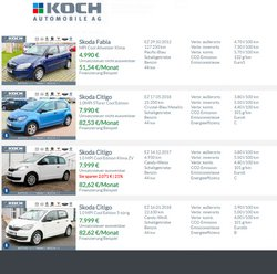 Koch Automobile Katalog ( Neu )
