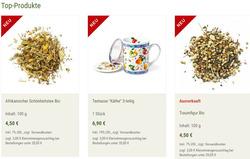 Angebote von Drogerien und Parfümerien im Kräuter Kühne Prospekt in Berlin