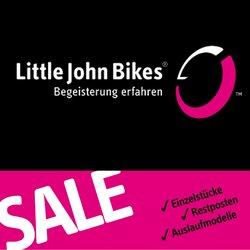 Angebote von Sportgeschäfte im Little John Bikes Prospekt ( 7 Tage übrig )