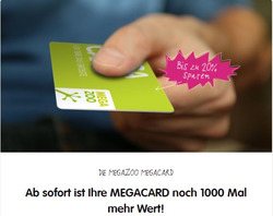 Angebote von MegaZoo im Dortmund Prospekt