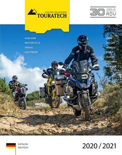 Touratech Katalog ( Mehr als 30 Tage )