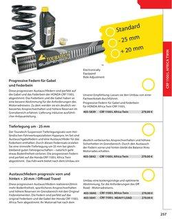Angebote von Honda im Touratech Prospekt ( Mehr als 30 Tage)