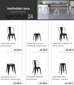 Angebote von Möbelhäuser im Buerostuhl24 Prospekt in Dortmund ( 14 Tage übrig )