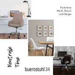 Angebote von Möbelhäuser im Buerostuhl24 Prospekt ( 7 Tage übrig)