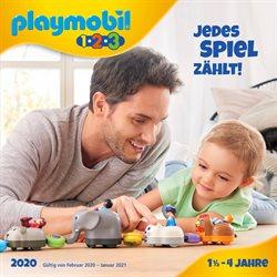 Angebote von Spielzeug und Baby im Playmobil Prospekt ( Mehr als 30 Tage )