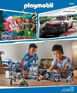 Angebote von Spielzeug und Baby im Playmobil Prospekt ( Mehr als 30 Tage)