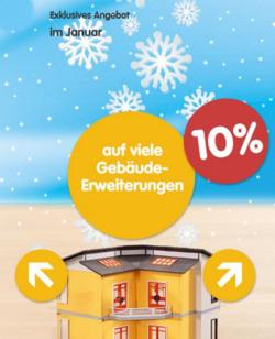 Angebote von Spielzeug und Baby im Playmobil Prospekt in Berlin