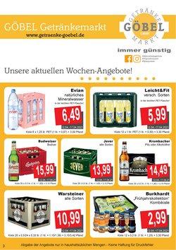 Getränke Göbel Katalog ( Abgelaufen )