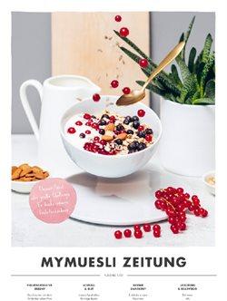 mymuesli Katalog ( 3 Tage übrig )