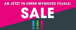 Angebote von myShoes im Stuttgart Prospekt