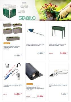 Angebote von Baumärkte und Gartencenter im Stabilo Fachmarkt Prospekt in Berlin ( 3 Tage übrig )