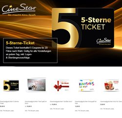 CineStar Katalog ( Mehr als 30 Tage )