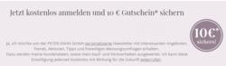 Angebote von Peter Hahn im Berlin Prospekt