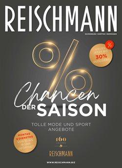 Reischmann Katalog ( 2 Tage übrig )