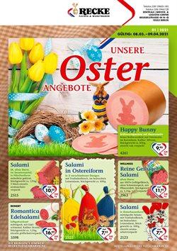 Recke Fleischwaren Katalog ( Mehr als 30 Tage )