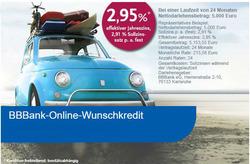 Angebote von BB Bank im Karlsruhe Prospekt
