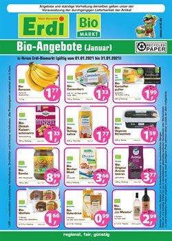 Erdi Biomarkt Katalog ( 13 Tage übrig )