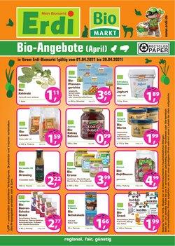 Erdi Biomarkt Katalog ( 7 Tage übrig )