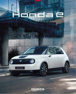 Angebote von Honda im Honda Prospekt ( Mehr als 30 Tage)