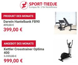 Angebote von Sportgeschäfte im Sport-Tiedje Prospekt ( 13 Tage übrig)