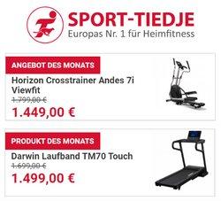 Angebote von Sport-Tiedje im Sport-Tiedje Prospekt ( 11 Tage übrig)