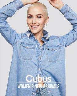 Angebote von Cubus im Cubus Prospekt ( Mehr als 30 Tage)