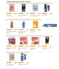 Angebote von Kaufhäuser im Action Prospekt in Hamburg ( Läuft heute ab )