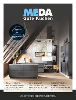 Angebote von MEDA Küchen im MEDA Küchen Prospekt ( Mehr als 30 Tage)