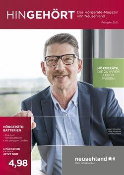 Neusehland Katalog ( Mehr als 30 Tage )