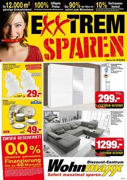 Angebote von Wohnmaxx im Gießen Prospekt