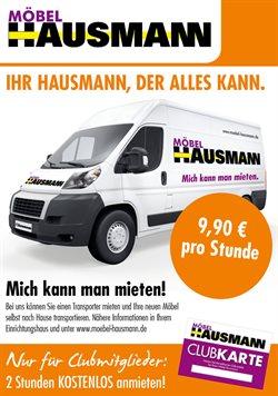 Möbel Hausmann Katalog ( 12 Tage übrig )