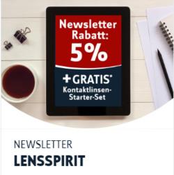 Angebote von Lensspirit im Berlin Prospekt