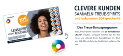 Angebote von Optiker und Hörzentren im Lensspirit Prospekt in Berlin