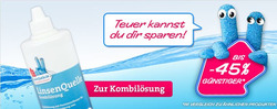 Angebote von Optiker und Hörzentren im LinsenQuelle Prospekt in Berlin