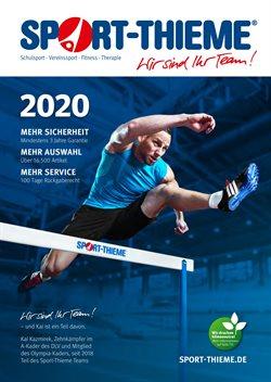Angebote von Sportgeschäfte im Sport Thieme Prospekt in Berlin ( 29 Tage übrig )